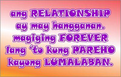 Imágenes De Long Distance Relationship Tagalog Quotes