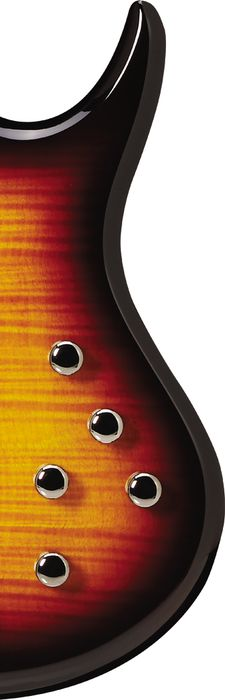 Special Offers Available Click Image Above: Mtd Kingston Heir Fretless Bass Guitar Tobacco Sunburst Ebonol