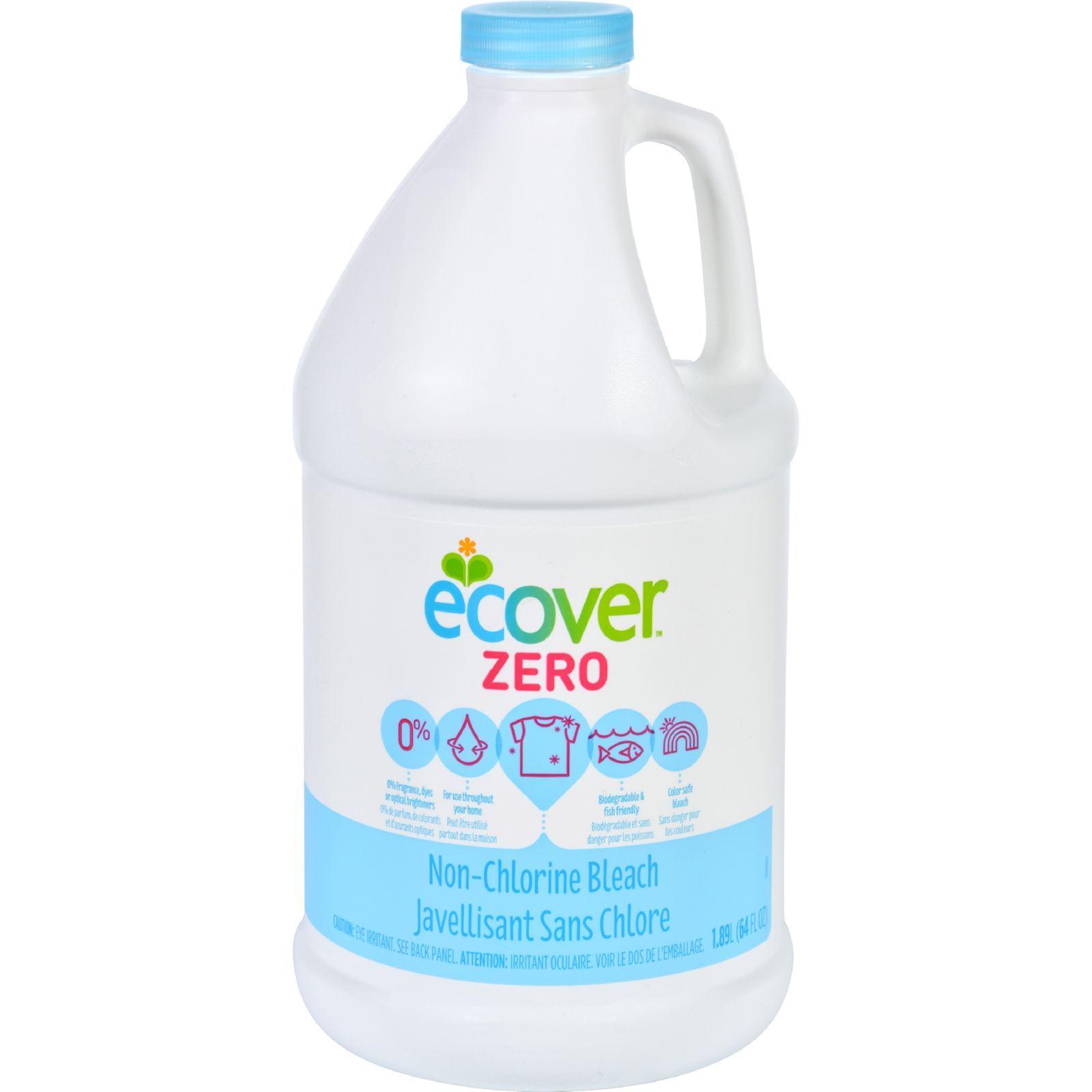 Ecover Liquid Non Chlorine Bleach 64 Oz Ecover Ecological