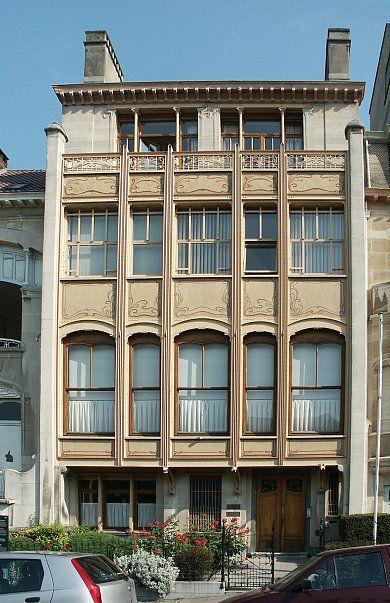 Major Town Houses of the Architect Victor Horta - Hotel van Eetvelde - Brussels