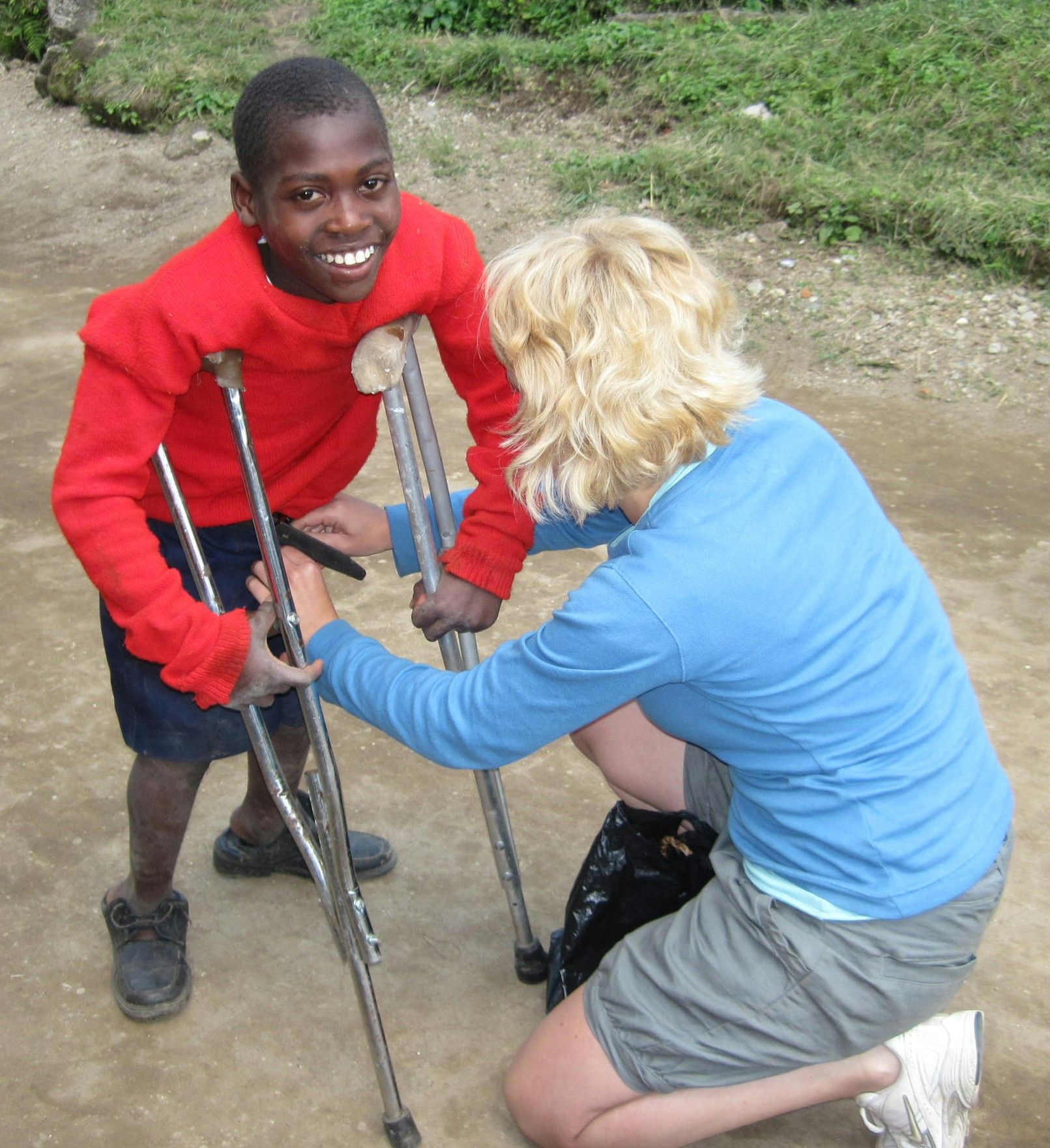 disabled children This section of disabled world covers a range of specific childhood disabilities and disorders including information about disability in infants, toddlers, children, and youths.