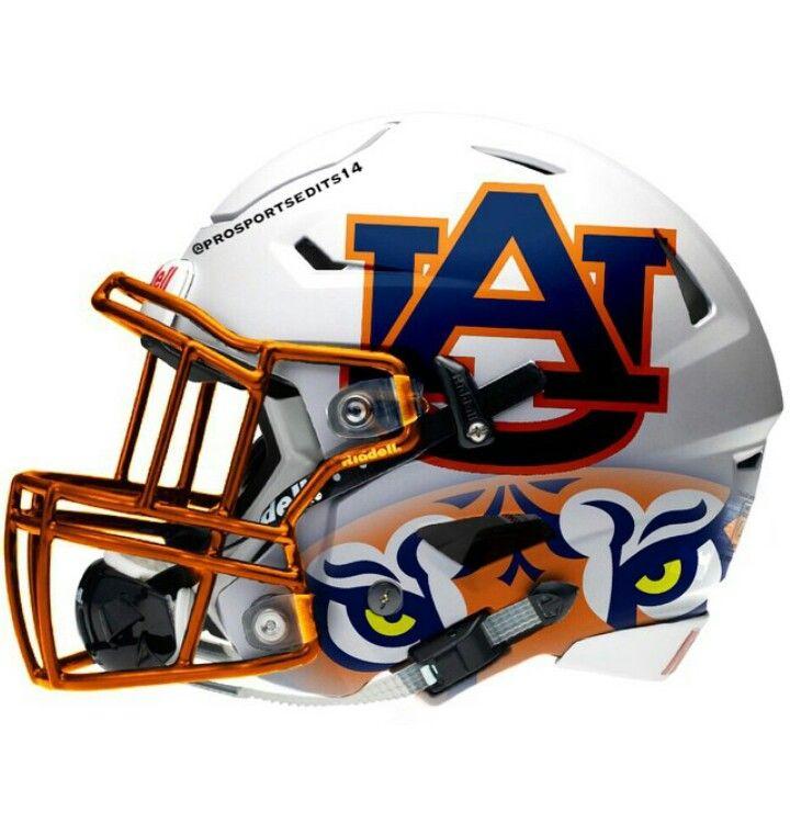 auburn tigers football helmets pinterest auburn