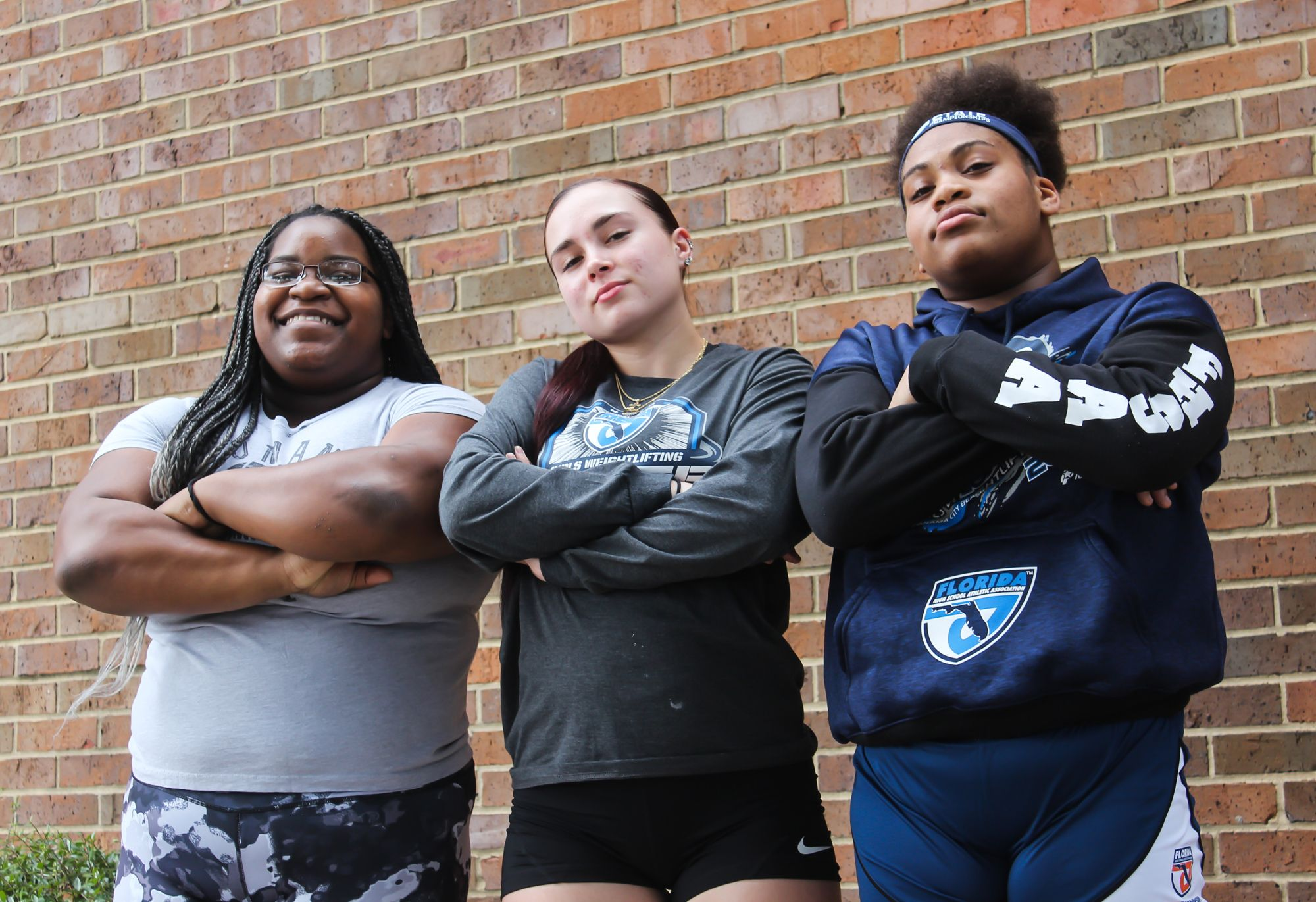 Bulldogs place 3rd at Florida High School Girls Weightlifting State