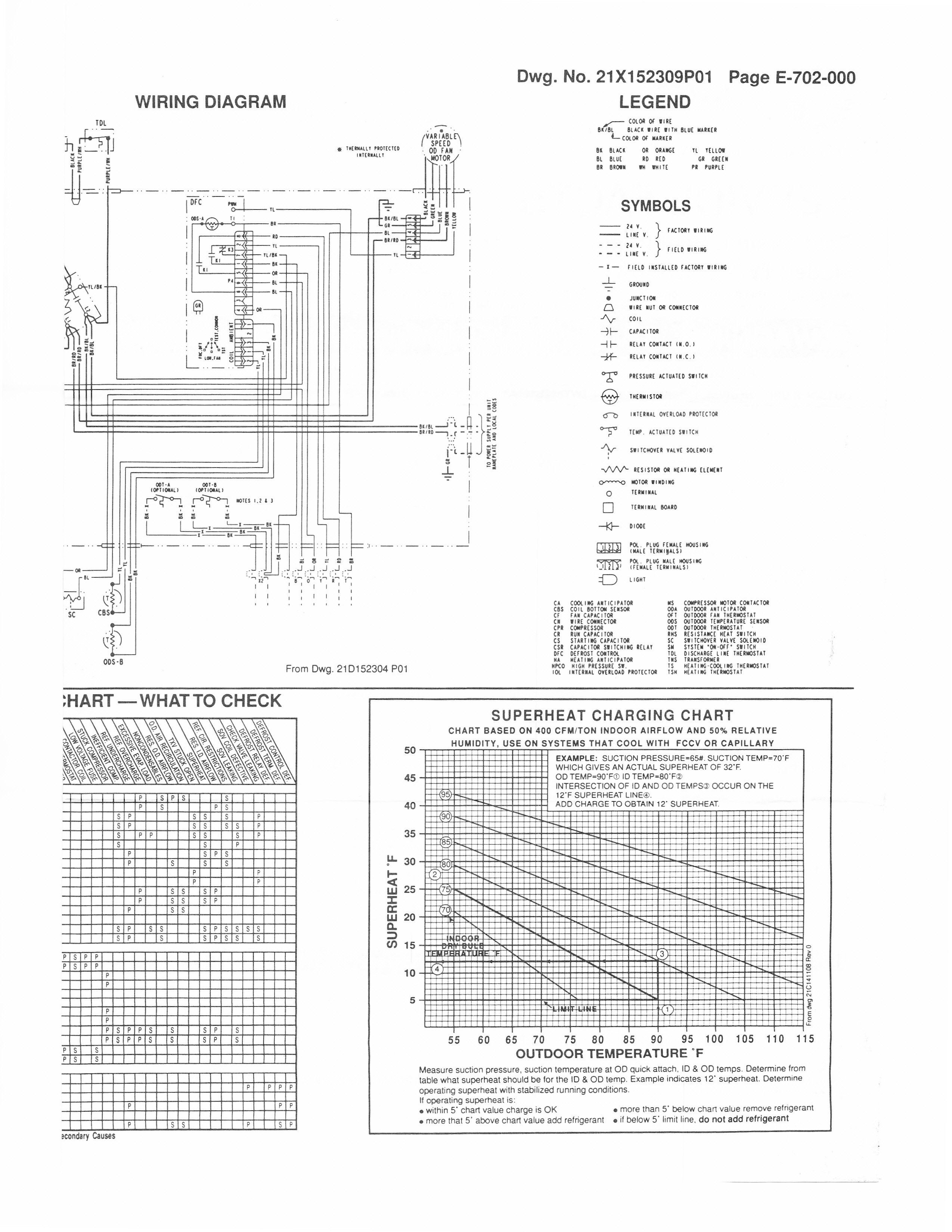New Trane Electric Furnace Wiring Diagram diagram