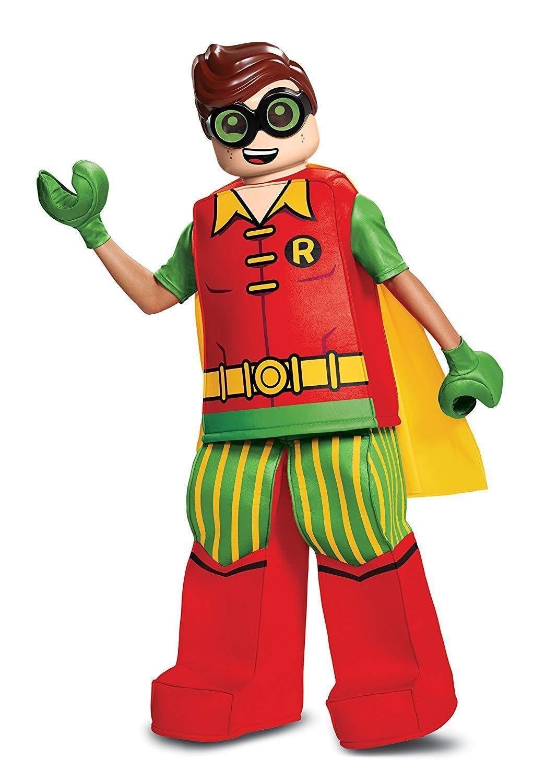 Disguise Lego The Batman Movie Prestige Robin Child