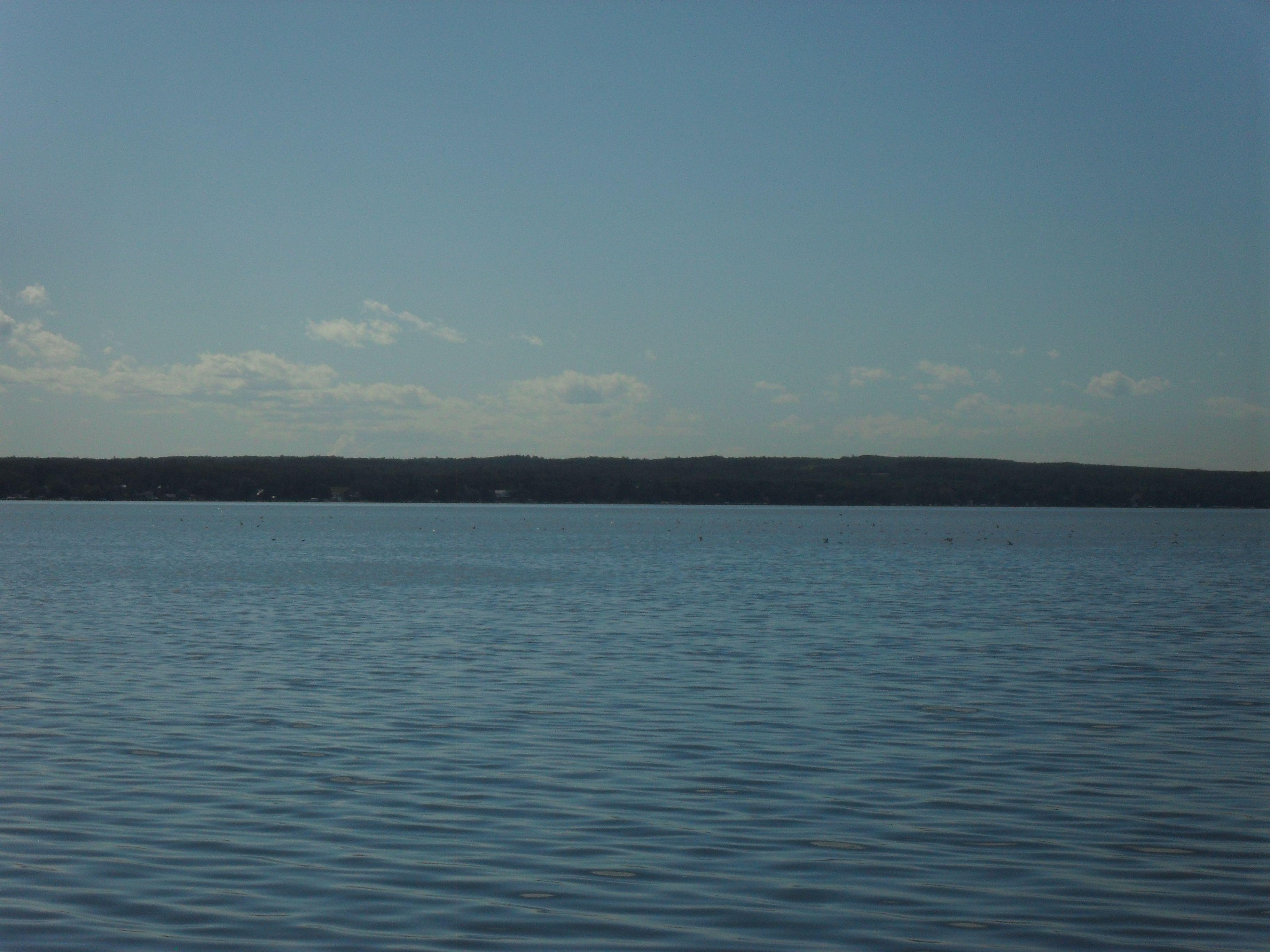 Pigeon lake,AB