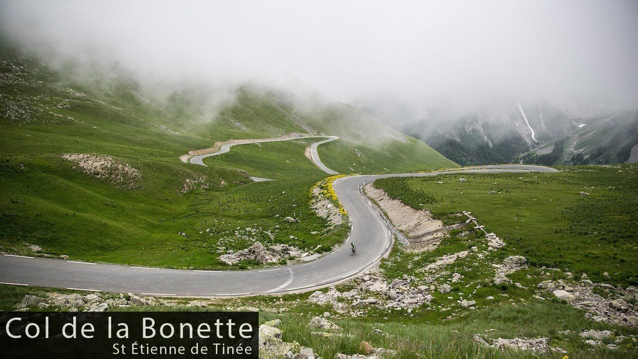 Col de la Bonette (St Étienne) - Cycling Inspiration & Education