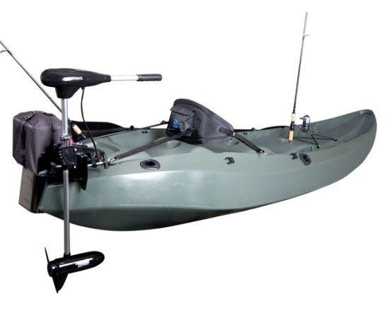 Lifetime kayak accessory 90144 fishing kayak motor mount for Kayak accessories fishing