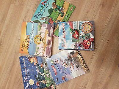Kinder Bücher Paket 5 Bücher zum Vorlesen Biene Maja, Planes, Der