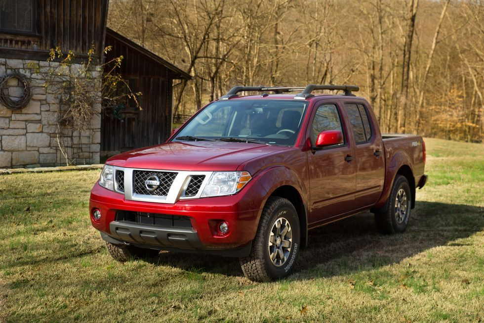 2020 Nissan Frontier Base Price Up 7500 Due to Newly