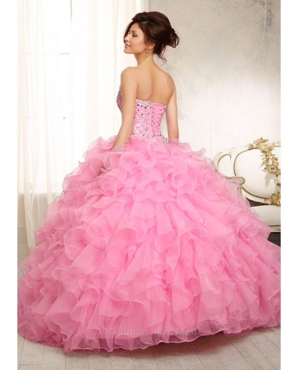 Quinceanera and Sweet 15 dresses from Morilee Vizcaya Collection ...