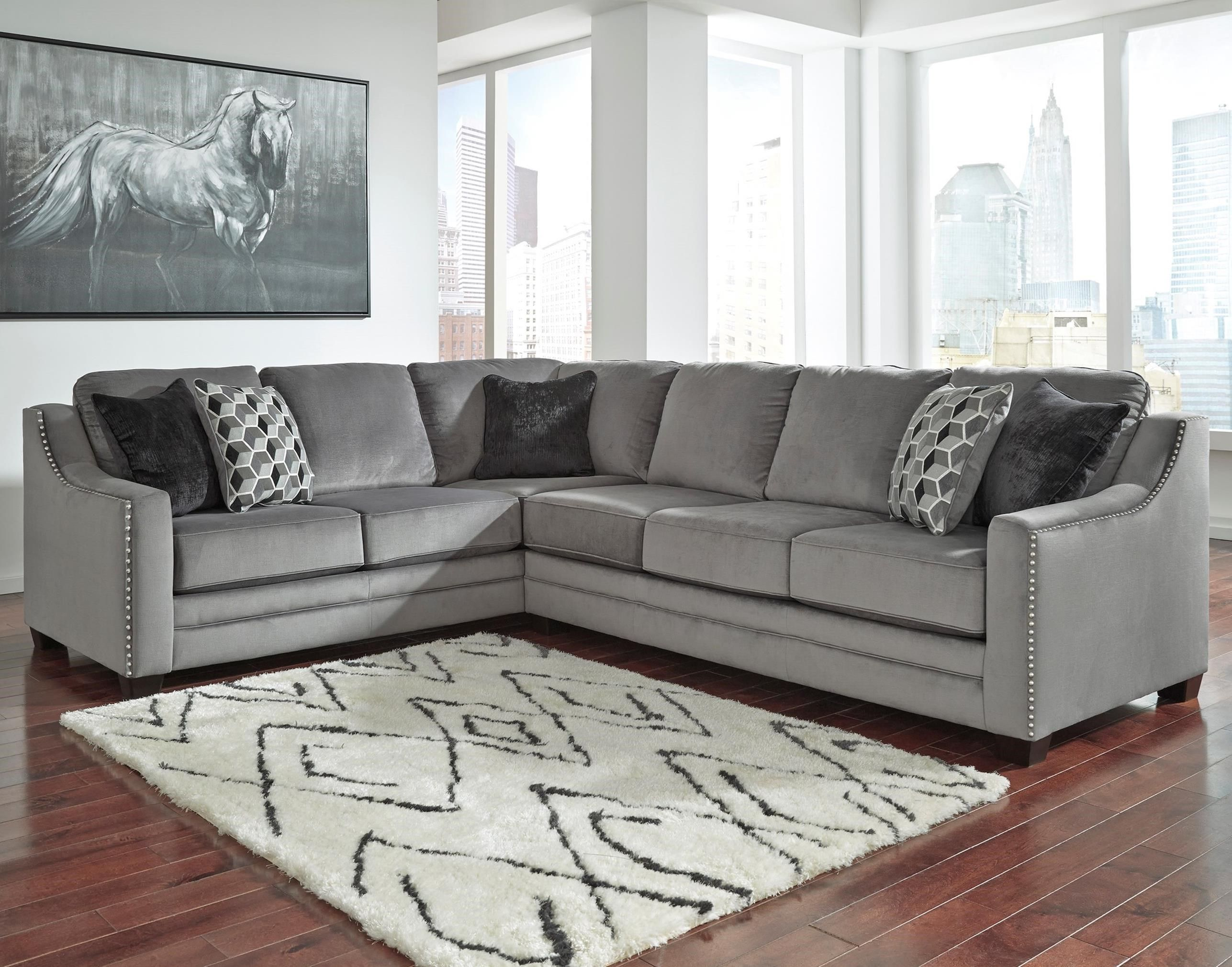 Bicknell 2 Piece Sectional With Right Sofa By Benchcraft