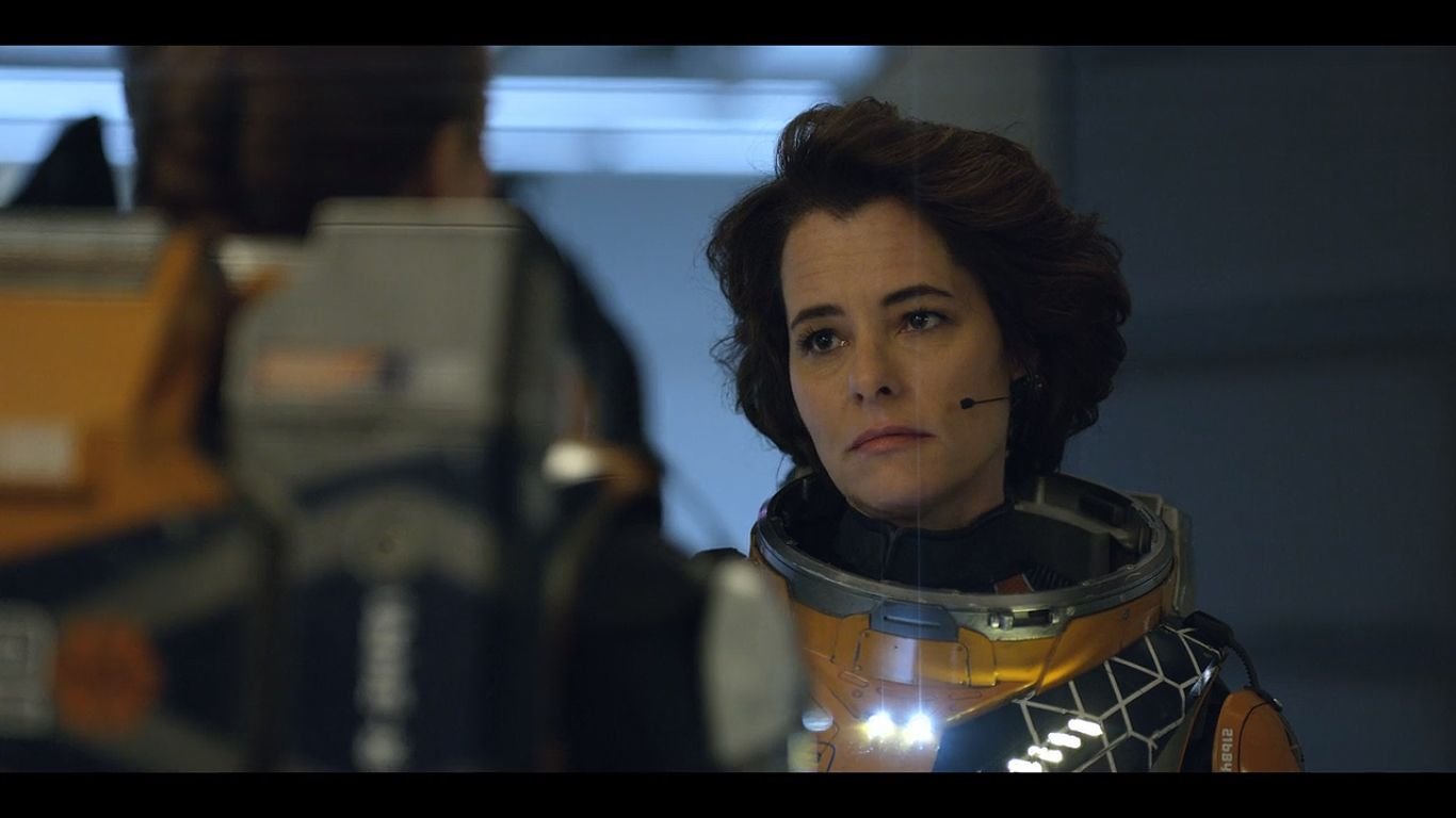 Parker Posey As Dr Smith June Harris In Season 1 Episode 10 Of
