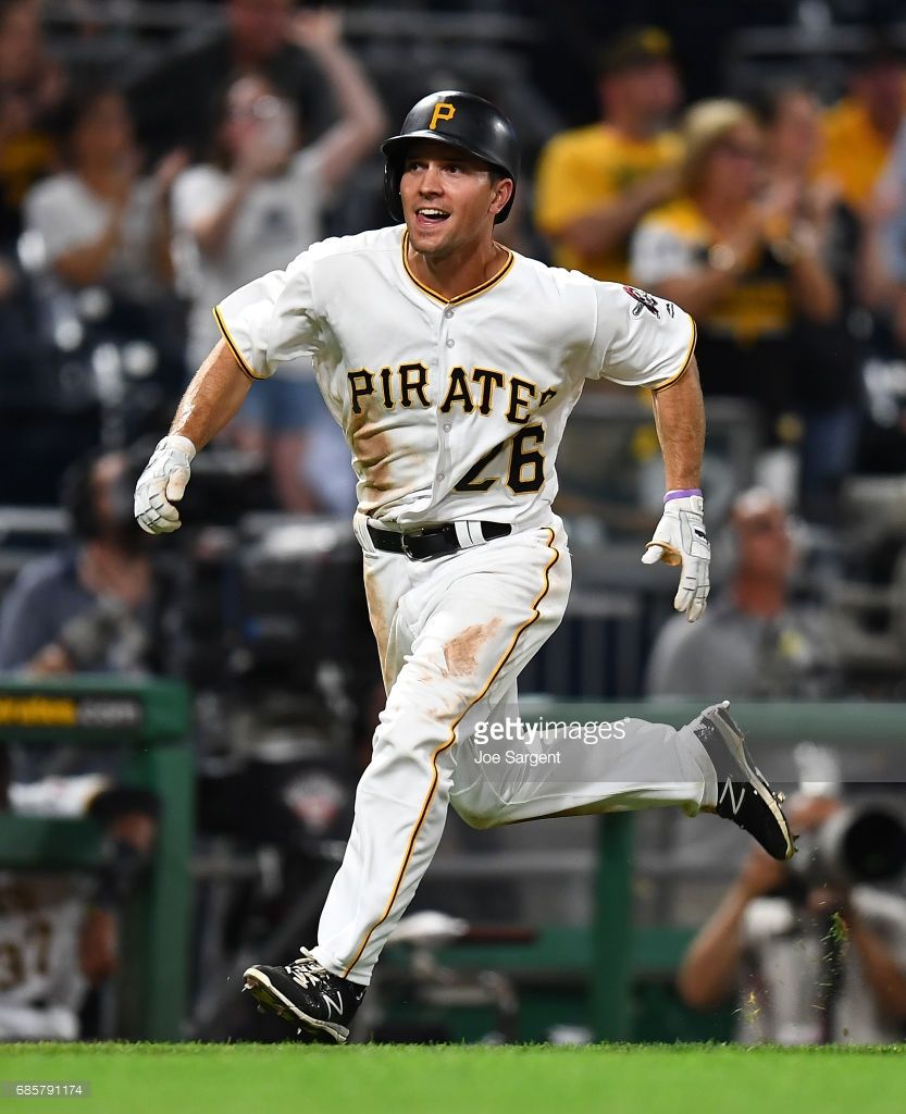 Adam Frazier,PIT // May 17, 2017 v WSH | Pittsburgh pirates ...
