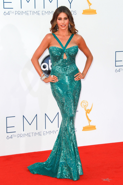 Sofia Vergara's Top Ten Red Carpet Looks | Red carpet dresses, Celebrity  dresses, Nice dresses