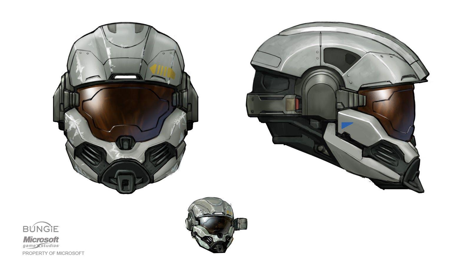 Hazop Hazard Operability Helmet Helmet Concept Halo Armor Helmet