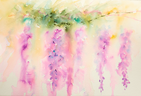 Watercolor Mindfulness: Paint Yourself Calm