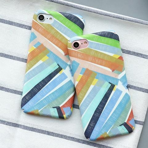 Color Stripe case for iPhone  Available at phhhone.com  @phhhone   #iphone #ios #design #iphonecase