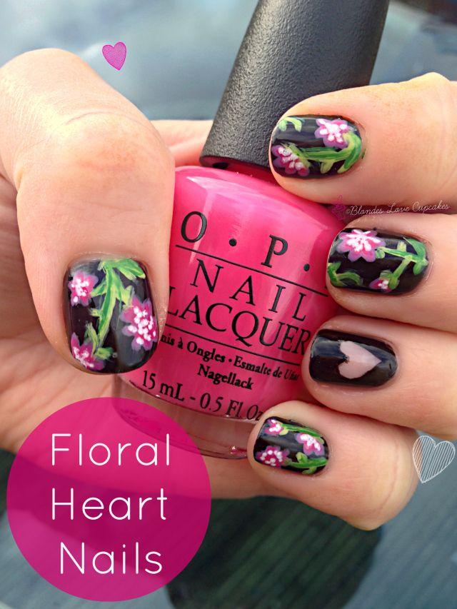 floralheartnails