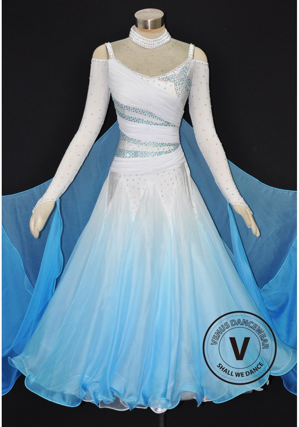 Competition Ballroom Dresses Waltz