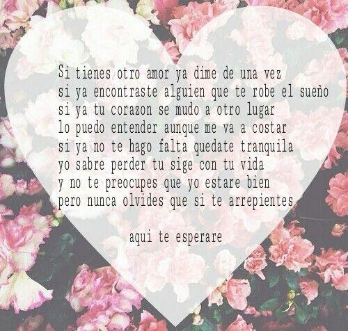 You still love me letra en español alguien te mira