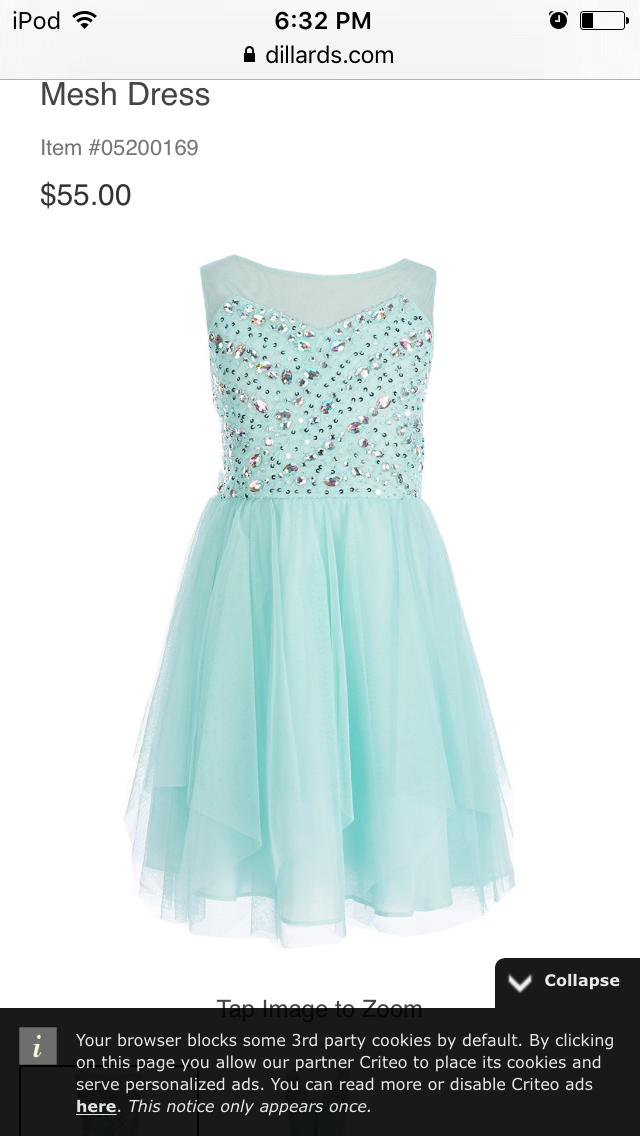 808e1f1d84 Father Daughter Dance Dress Girls 7-16 from Dillards