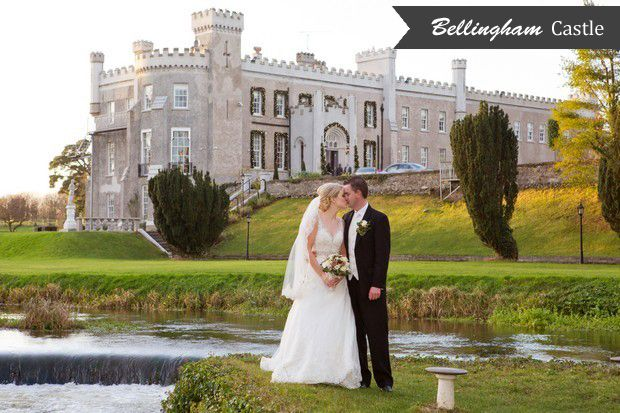 Ireland S Most Luxurious Castle Wedding Venues Weddingsonline