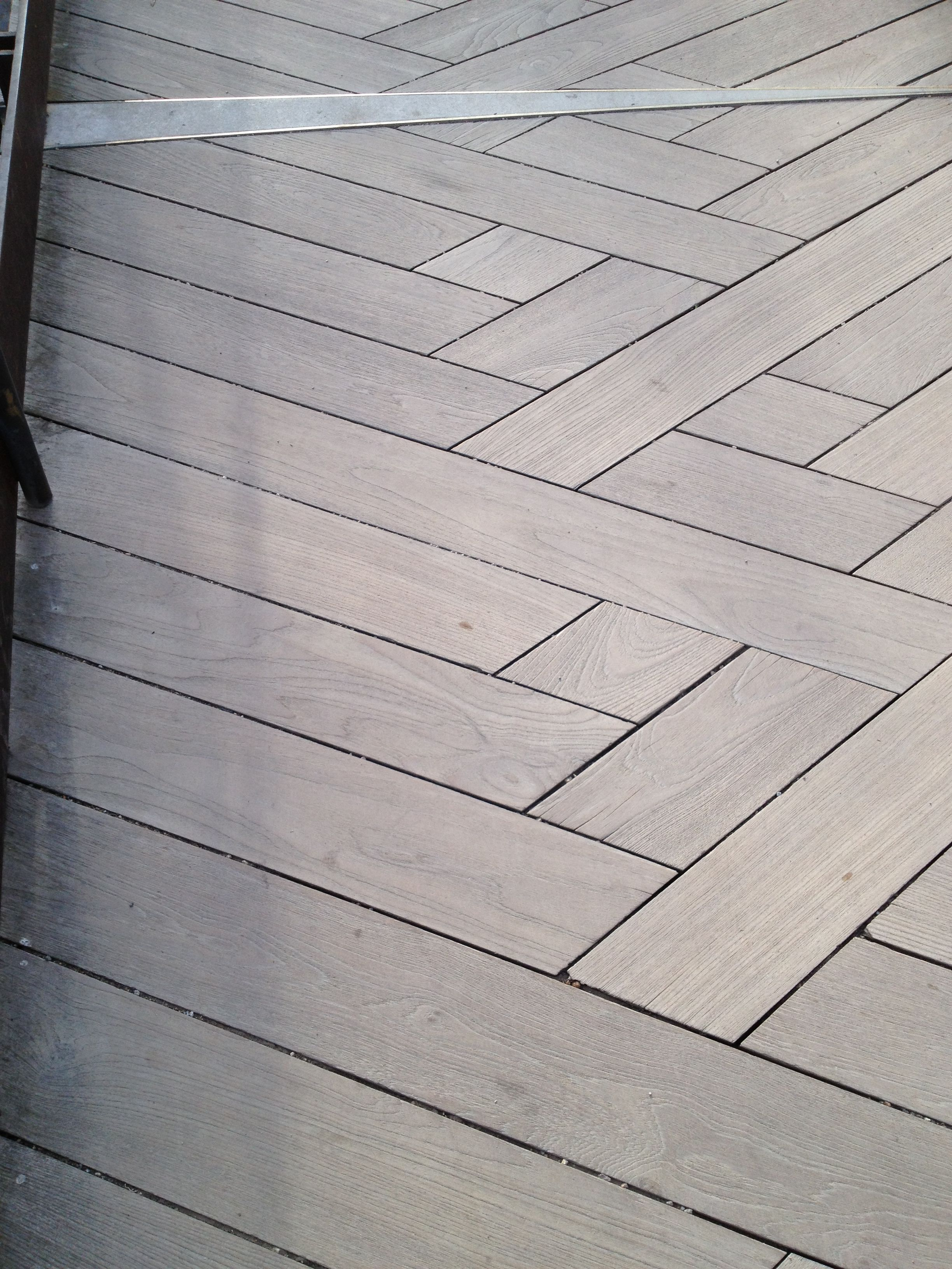 Stamped Concrete Wood Pattern Magnificent Decoration