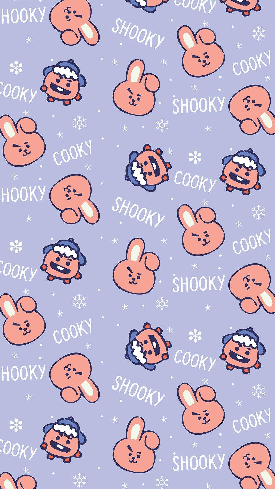 SHOOKY COOKY Let_It_Snow Wallpaper HD Lockscreen