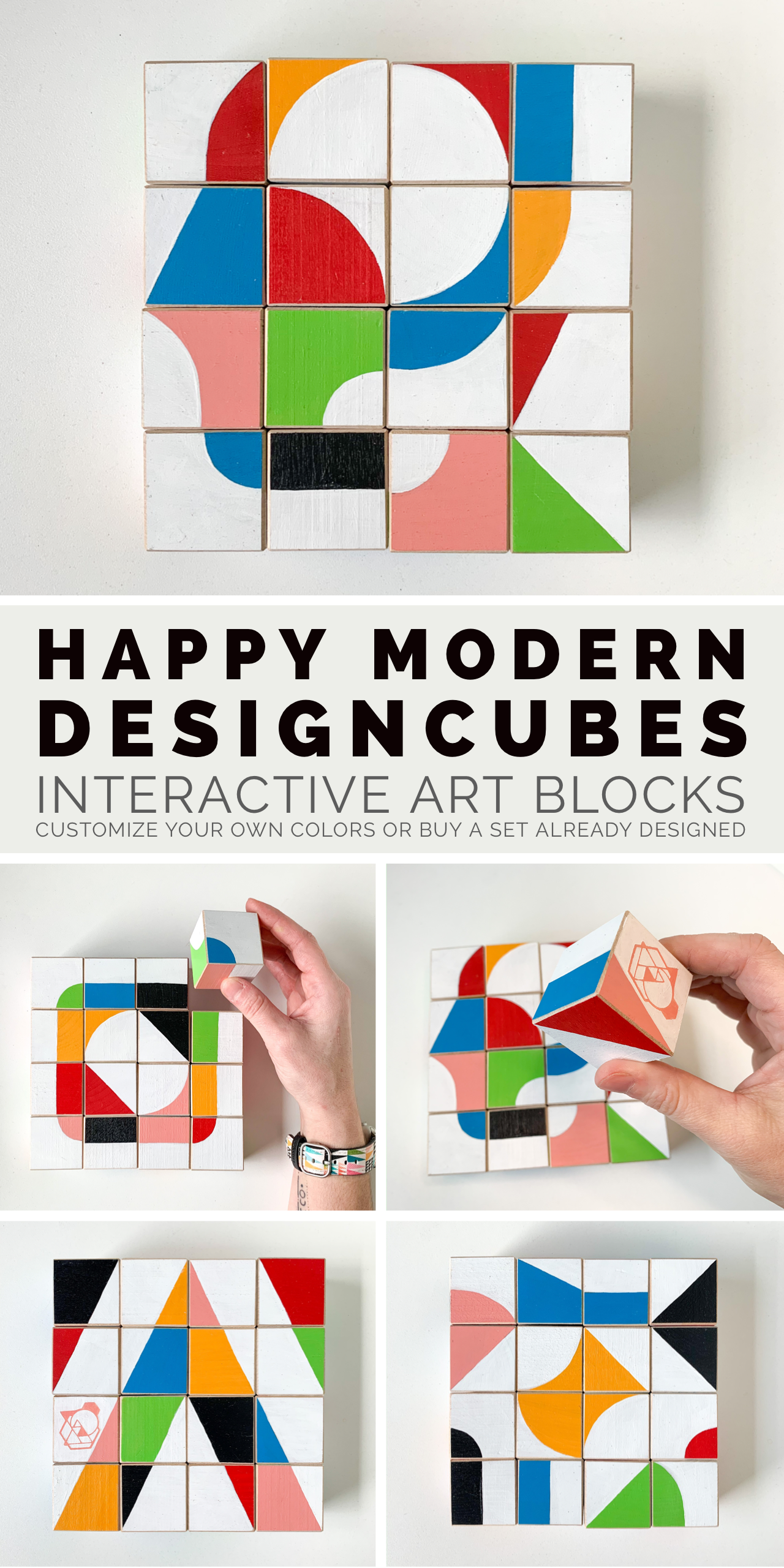 Pin by Happy Modern Art on Design Patterns & Color