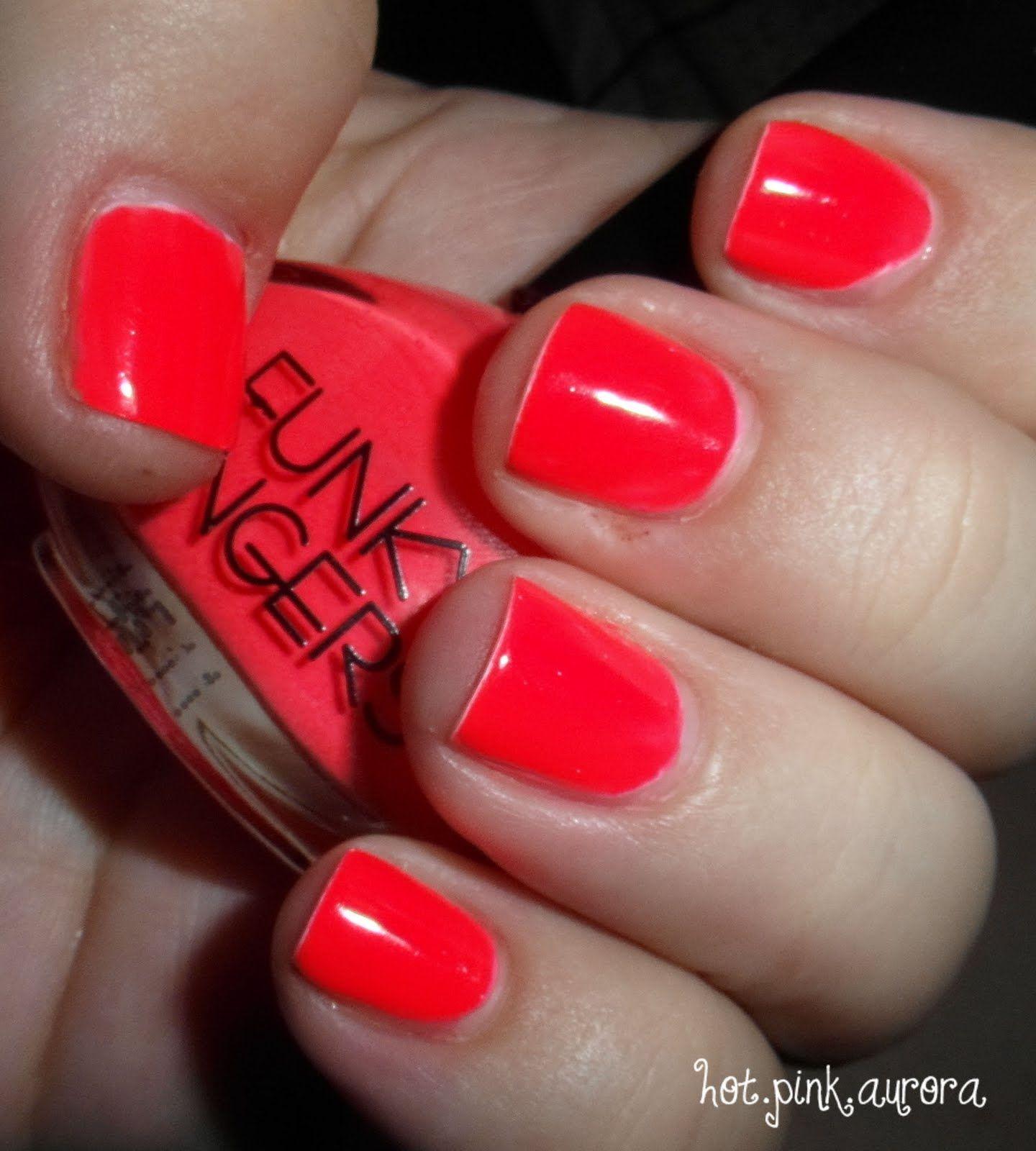 neon nail polish | Nails & Makeup | Pinterest | Neon nail polish ...