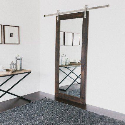 holz schiebet ren beschl gen aus edelstahl antike schiebet r rollen garderobe pinterest. Black Bedroom Furniture Sets. Home Design Ideas
