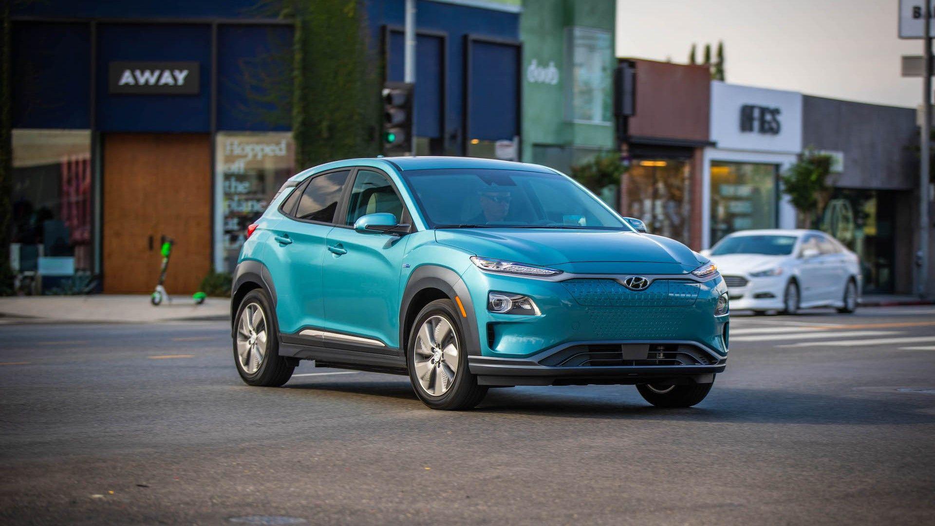 Hyundai Kona Electric 2020 Redesign in 2020 Hyundai, All