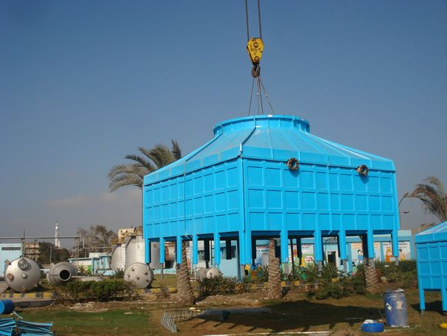 Heat Exchanger Industrial Cooling Towers Are Worth Investing