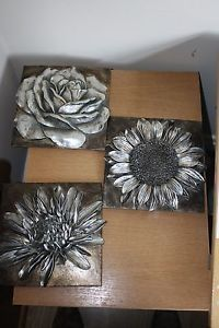 4-Inch 3dRose ct/_32606/_1 Crystal Colored Sunflower Art Flowers Designs Inspired by Nature-Ceramic Tile