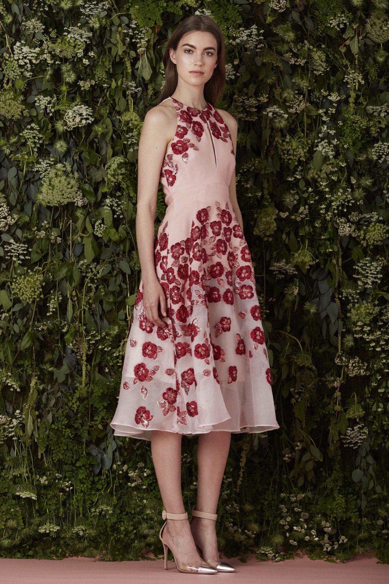 lela rose resort 2016 on moda operandi fashion. Black Bedroom Furniture Sets. Home Design Ideas