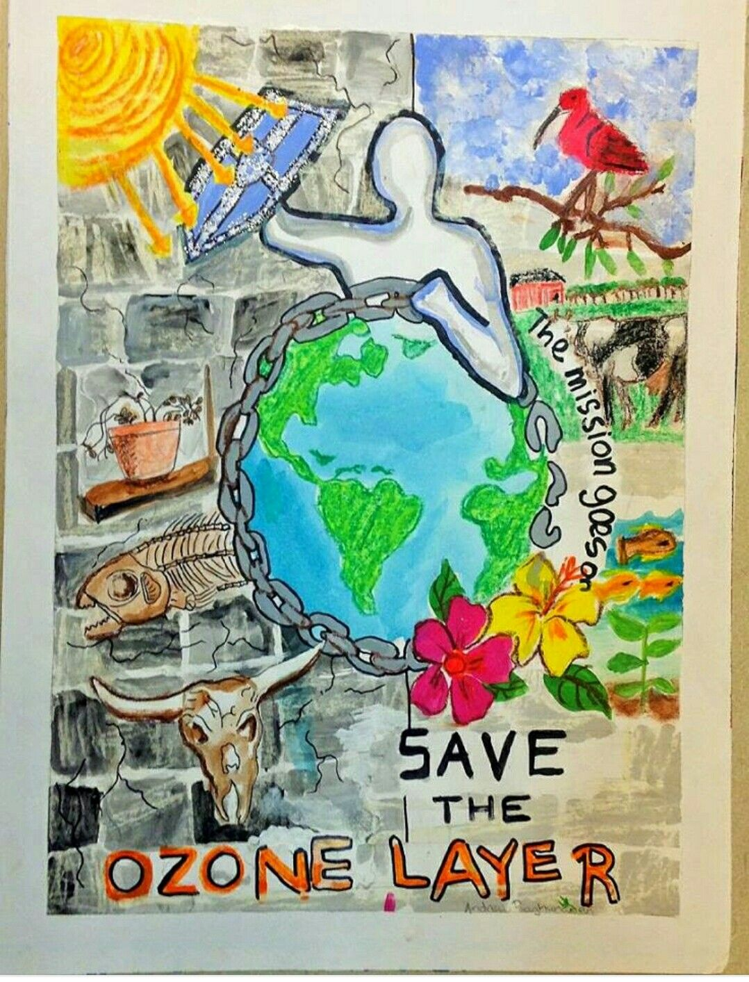 Pin By Sharon Britt On Earth In 2020 Poster Drawing Save Water Poster Drawing Earth Drawings