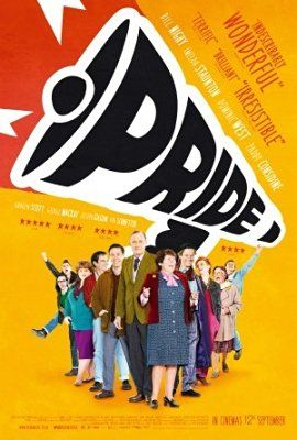 PRIDE - Bill Nighy - US Imported Movie Wall Poster Print - 30CM X 43CM Brand New