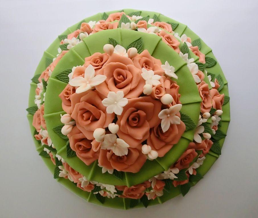 Edible Cake Flowers Mic
