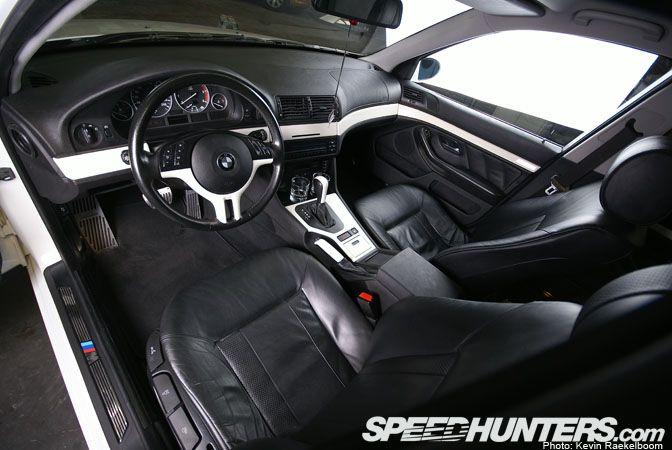 Custom Interior On Bmw E39 At Bmw E39 Pinterest Bmw E39 Bmw And Dream Garage