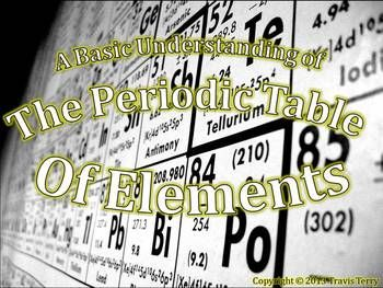 Powerpoint a basic understanding of the periodic table periodic a great powerpoint to present as a week long part of your lesson as you introduce and discuss the periodic table this powerpoint will help your students to urtaz Image collections