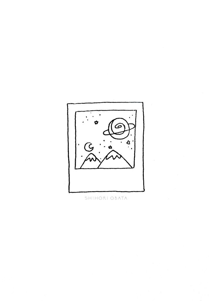 15 Beautiful Easy Drawing Ideas Drawing Doodles Bujo Polaroid Drawing Space Doodle Ou Dibujos Del Espacio Dibujos Simples Tumblr Dibujos De Arte Simples