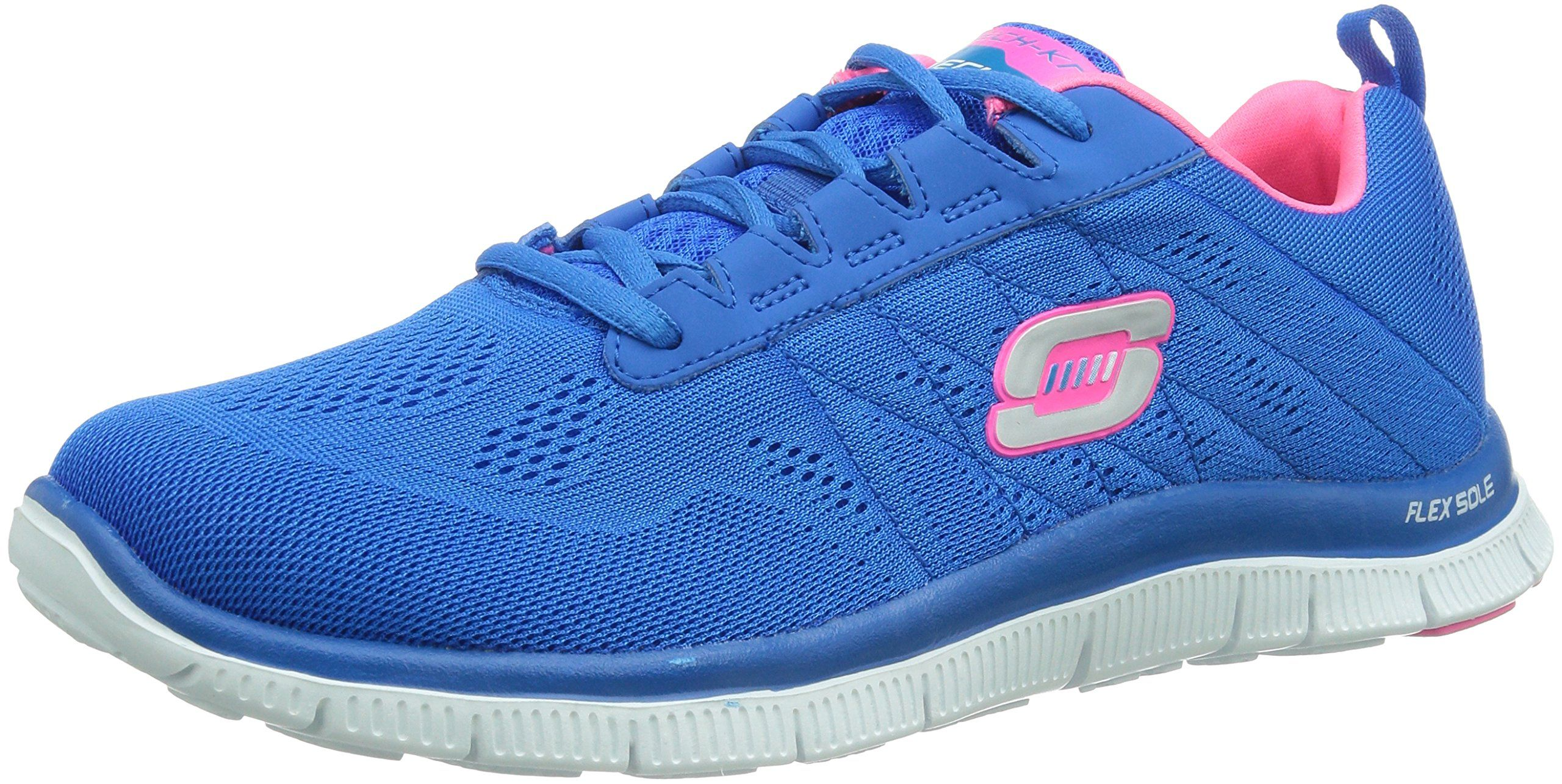 Skechers Women 11729 Flex Appeal Sweet Spot Athletic Shoe