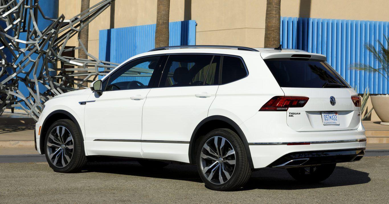 Volkswagen Tiguan 2018 Release Date Tiguan R Line Tiguan R Volkswagen