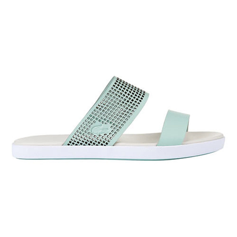 e8f51c50ed44a Lacoste Women s Natoy Slide Flat Sandal