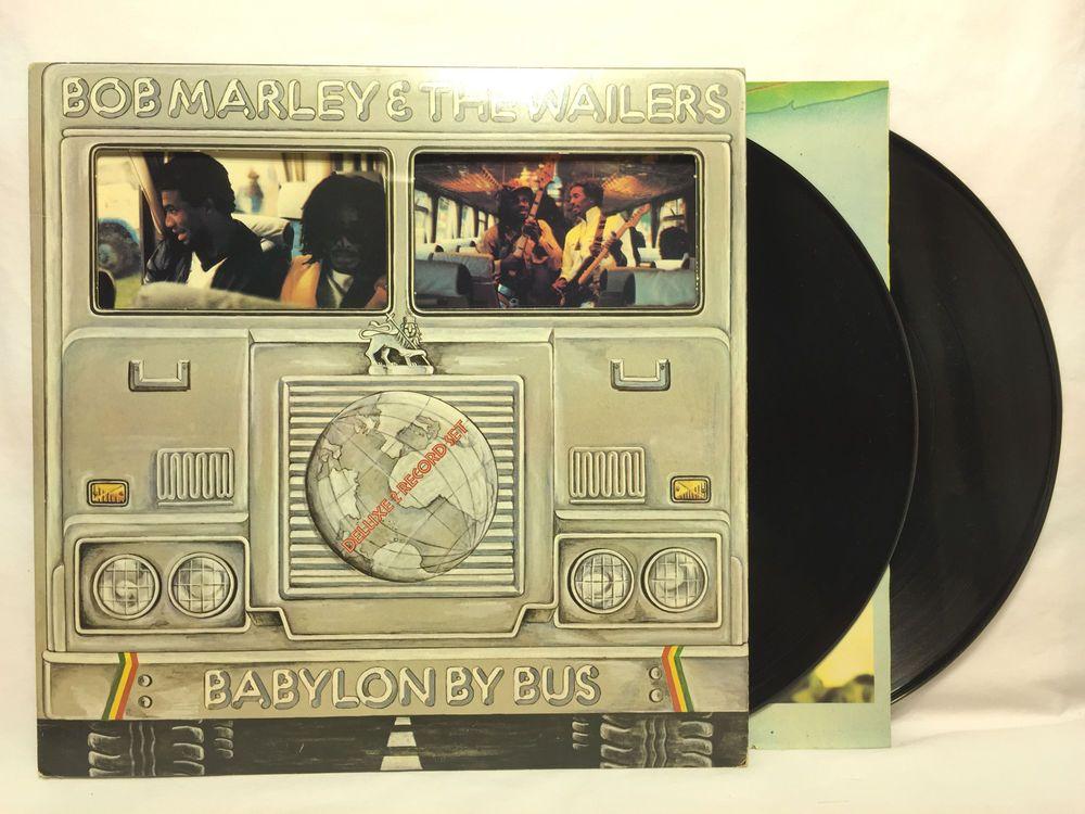 Babylon By Bus By Bob Marley The Wailers 1978 Lp Vinyl Island Records Vinyl Music Bob Marley Lp Vinyl
