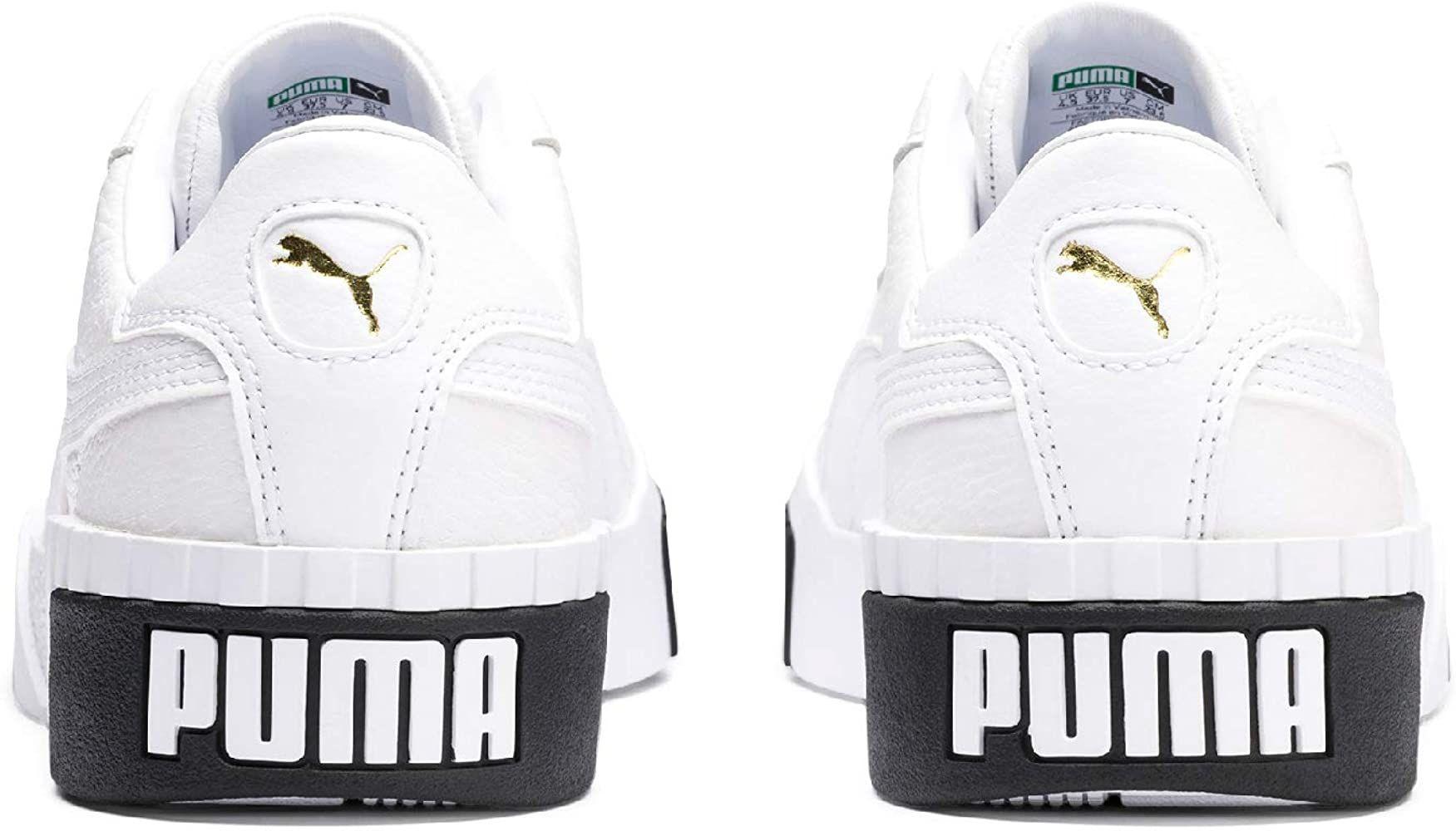 Puma Damen Cali Wn S Sneaker Schwarz Puma Black Puma White 36 Eu Amazon De Schuhe Handtaschen In 2020 Sneaker Handtaschen Puma
