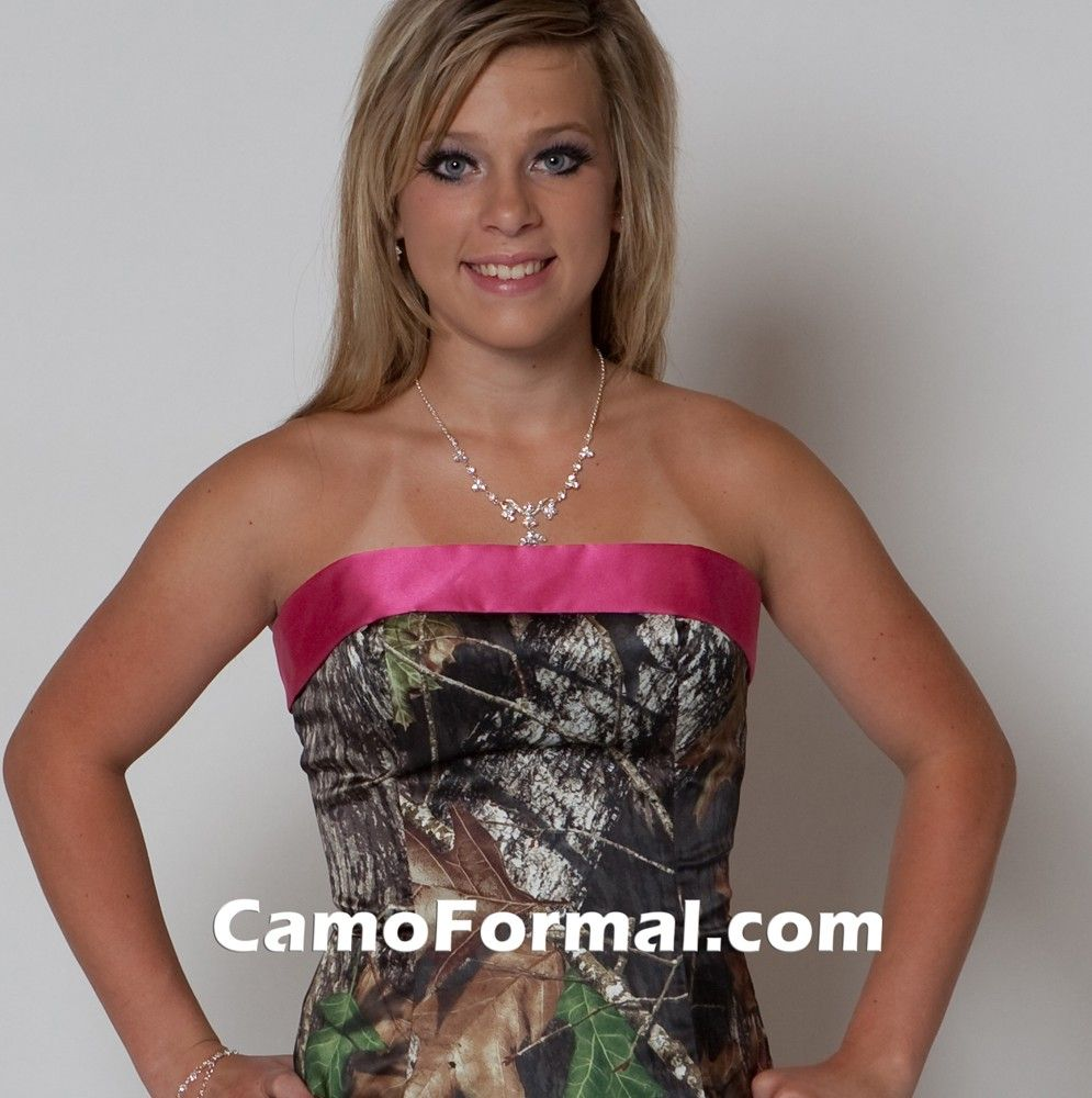 Camouflage Prom Dresses | Add To Your Dress Accessories Camouflage ...
