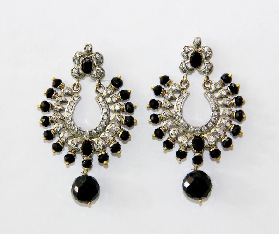 Let\'s see the beautiful Earrings Collections By Mariam Sikandar ...