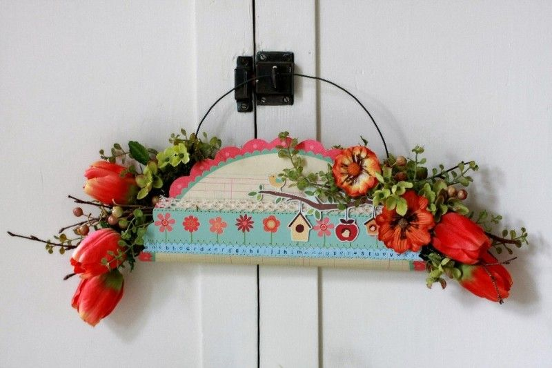 Gorgeous spring project with MLS by Linda Albrecht!